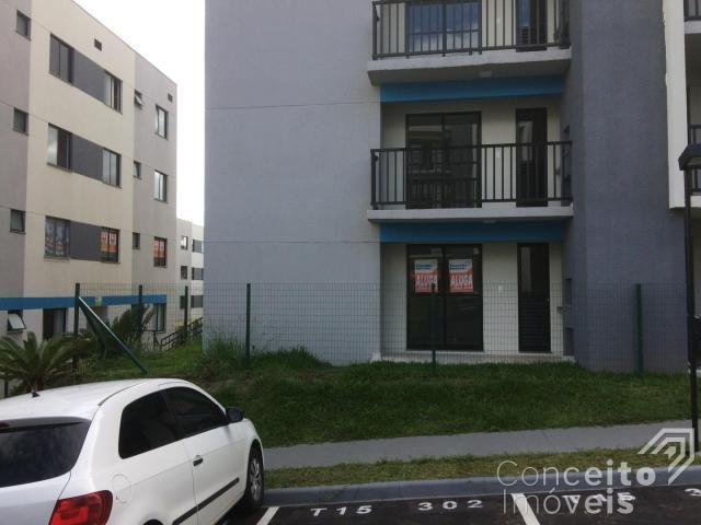 Apartamento para alugar com 1 dormitórios em Jardim carvalho, Ponta grossa cod:393113.001 - Foto 5