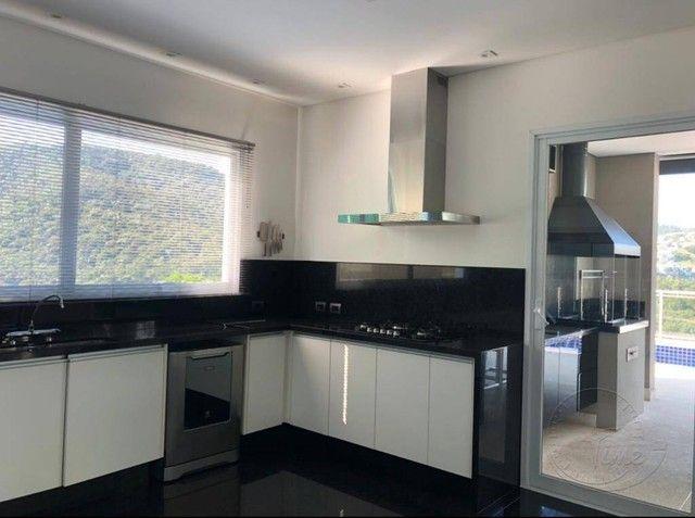 Casa com 4 dormitórios para alugar, 385 m² por R$ 24.000/mês - Tamboré - Santana de Parnaí - Foto 4