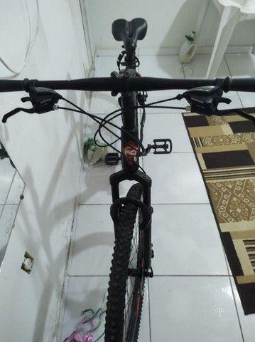 "Bike ksw aro 21 quadro 21"" top"