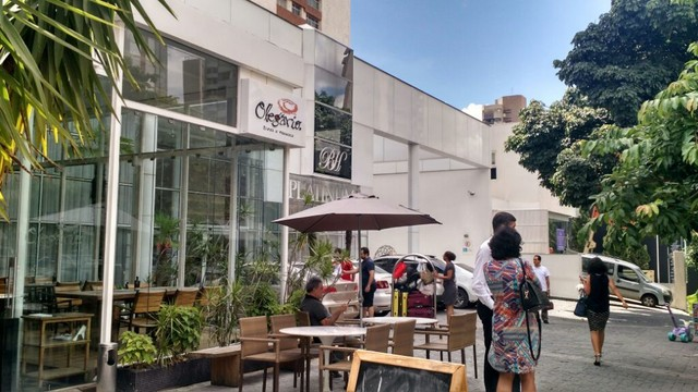 Flat mobiliado locação para temporada ou venda - em Belo Horizonte - Foto 8