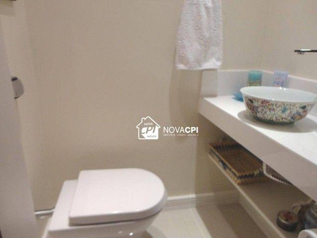 Apartamento com 2 dormitórios à venda Pompéia - Santos/SP - Foto 15