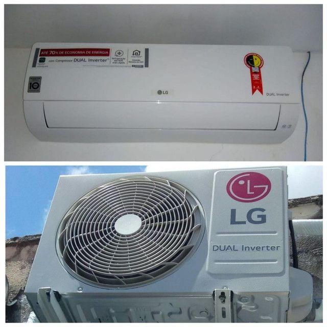 Ar condicionado instalação e manutenção de split system  - Foto 2