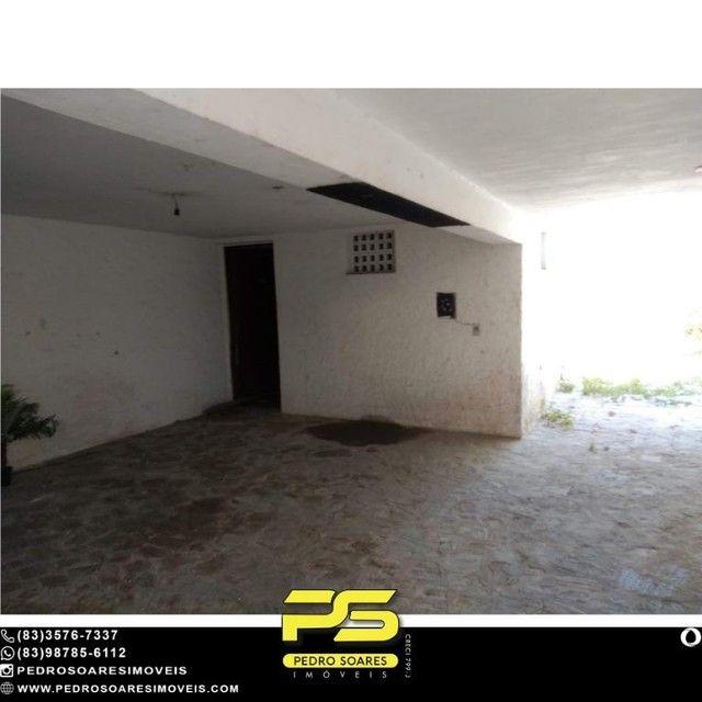 Casa com 3 dormitórios para alugar, 275 m² por R$ 5.000/mês - Tambaú - João Pessoa/PB - Foto 6