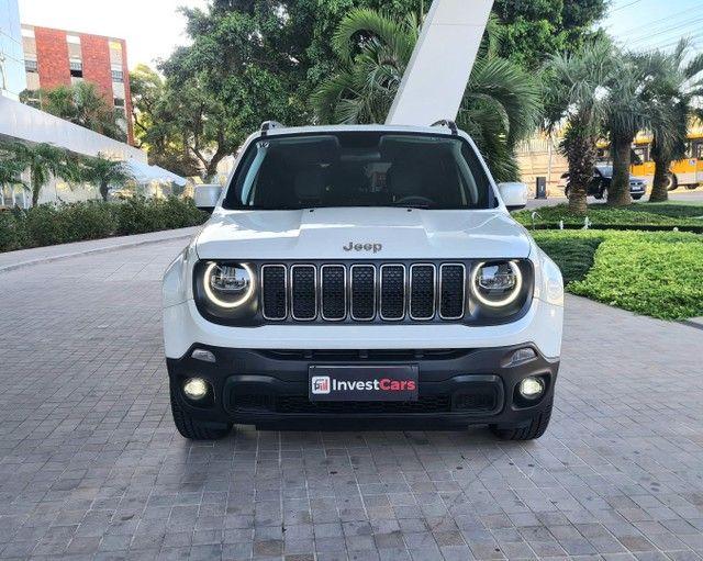 Jeep Renegade Longitude 1.8 Flex /Bco Perolizado - Foto 6