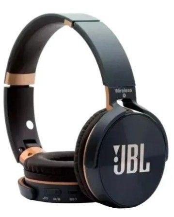 Fone de Ouvido Sem Fio JBL Everest JB-950  Produto Novo.
