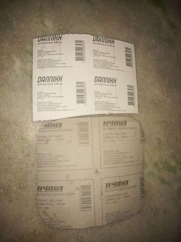 Retentor de amortecedor xr 200 e bros  - Foto 2