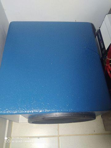 Eros Hammer 5.2k 2600 RMS com caixa Full trap projetada - Foto 2