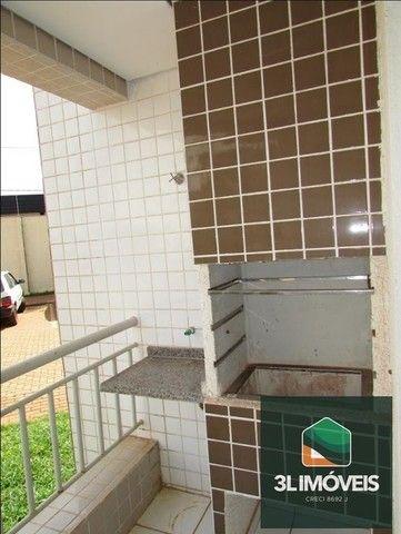 Apartamento para aluguel, 1 suíte, 1 vaga, Jardim Alvorada - Três Lagoas/MS - Foto 9