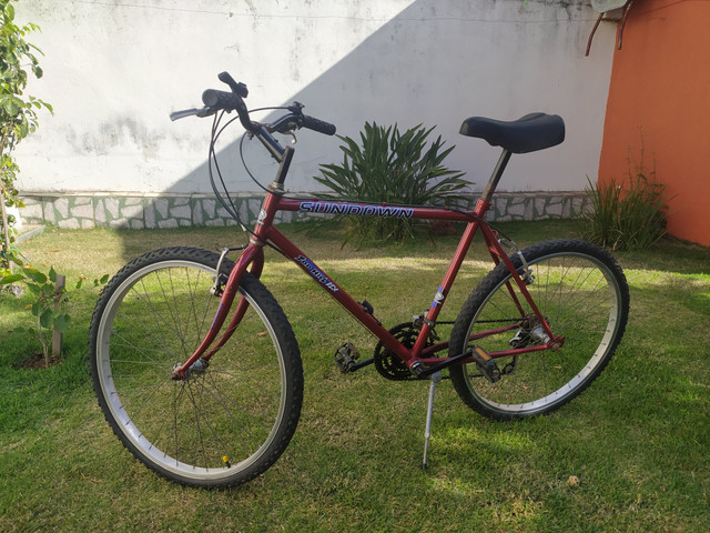 Bike para colecionador