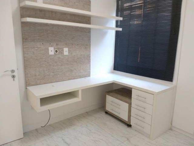 Apartamento com 3 dormitórios para alugar, 100 m² por R$ 4.500,00 - Braga - Cabo Frio/RJ - Foto 15