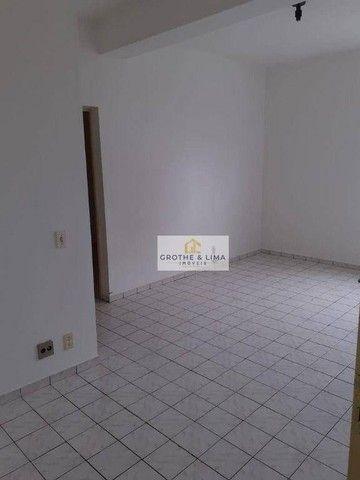 Apartamento com 1 dormitório à venda, 50 m² por R$ 196.100 - Vila Industrial - São José do - Foto 5