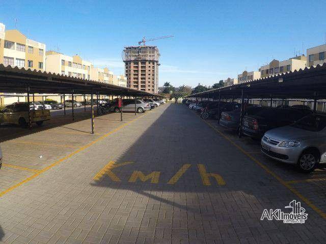 Apartamento com 3 dormitórios para alugar, 64 m² por R$ 900,00/mês - Zona 08 - Maringá/PR - Foto 19