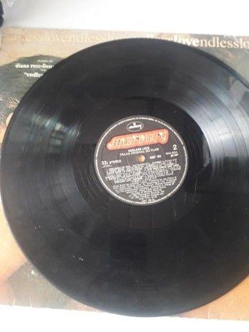 Disco lp Diana Ross