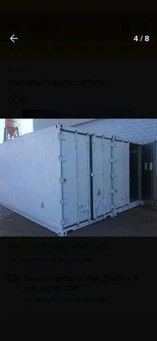 temos container de 6 metros 2 unidades de resto * - Foto 3