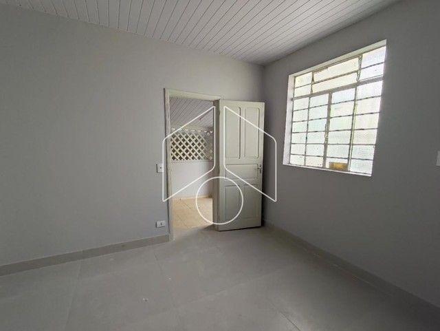 Casa para alugar com 2 dormitórios em Somenzari, Marilia cod:L15203 - Foto 7