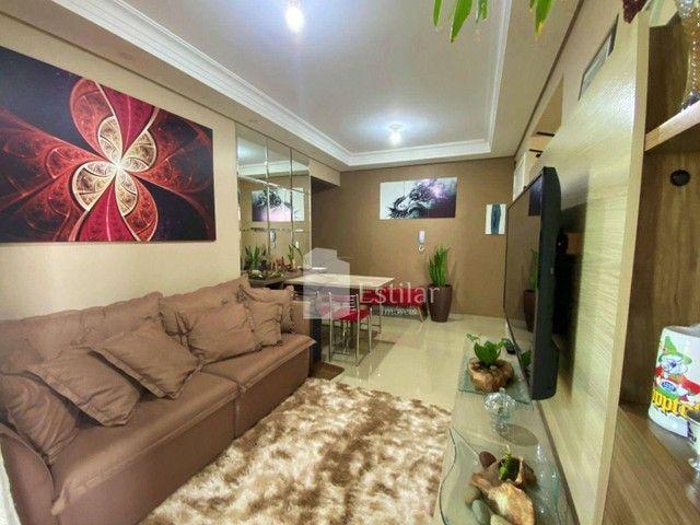 Apartamento Garden 02 quartos no Boneca do Iguaçu, São José dos Pinhais - Foto 8