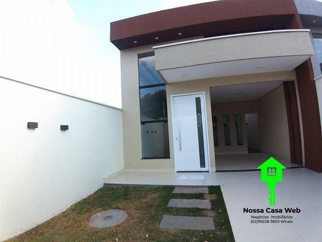 Casa para venda tem 138 metros quadrados com 3 quartos em Parque das Flores - Goiânia - GO - Foto 18