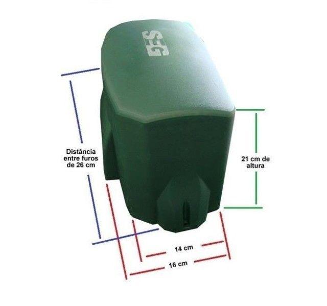 Motor para Portão deslizante Seg Solo CH 500 1.4HP DZ.SEG-02 - Foto 3