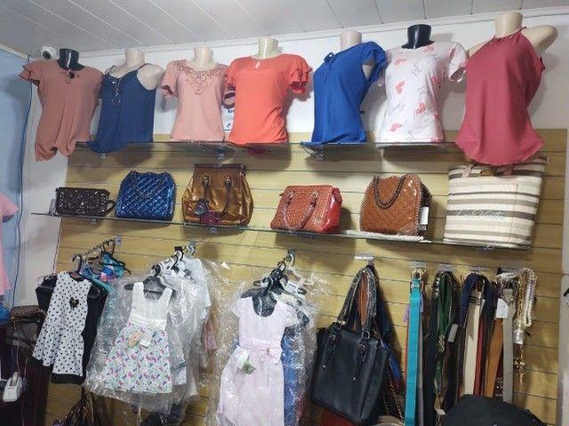 Vendo ou Troco Loja de Confecções Completa  - Foto 2