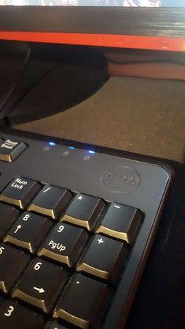 Teclado Dell USB usado - Foto 2