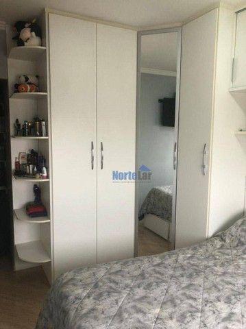 Lindo Apartamento Condomínio Mundo Apto Santana - Foto 13