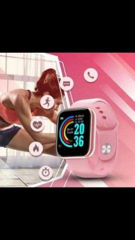 Relógio Inteligente- Múltiplas funções   - Foto 5