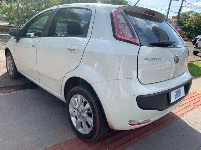 Fiat Punto 1.4 Attractive 8v Flex 4p 2013-2014 31900 - Foto 5