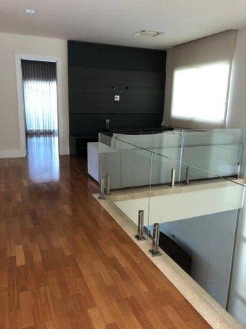 Casa com 4 dormitórios para alugar, 385 m² por R$ 24.000/mês - Tamboré - Santana de Parnaí - Foto 10