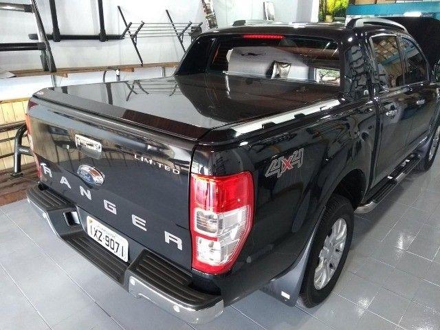 Tampao Aço Demovel elétrico HIlux Toro Ranger S10 Amarok SAveiro com instalacao - Foto 14