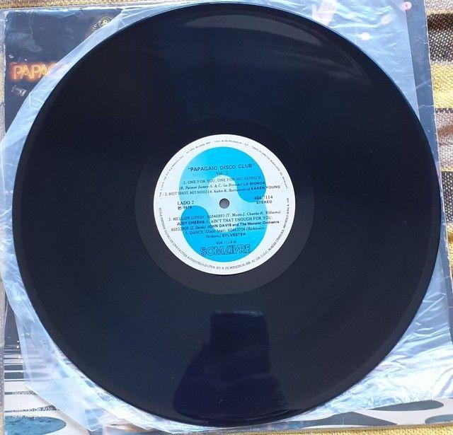 LP - Papagaio Disco Club vol.02 - Foto 4