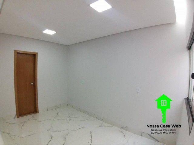 Casa para venda tem 138 metros quadrados com 3 quartos em Parque das Flores - Goiânia - GO - Foto 5
