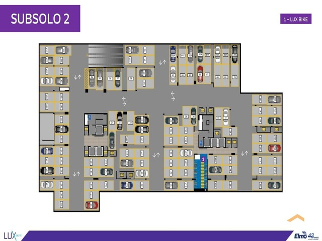Apartamento à venda com 2 dormitórios em Setor oeste, Goiânia cod:5717 - Foto 9