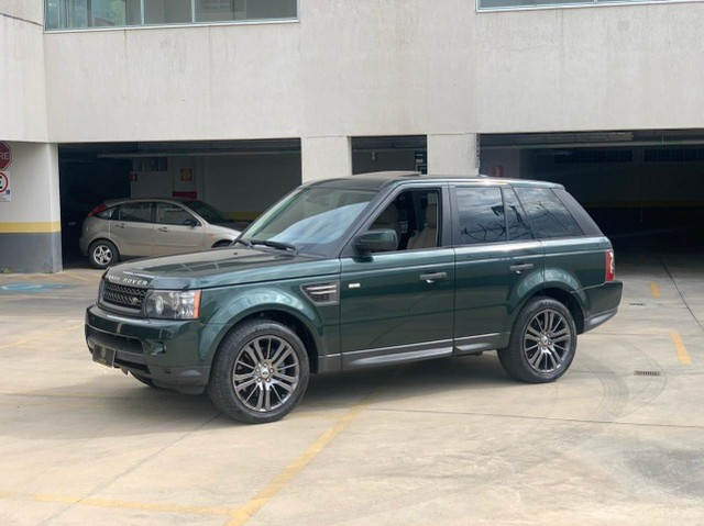 Range Rover Sport Hse Perfeita - Foto 2