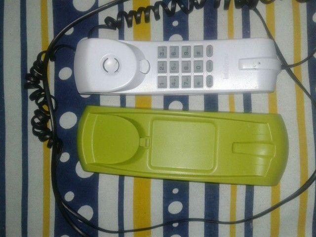 Vendo esse telefone convencional