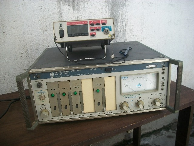 Medidores para Técnicos em Eletronica