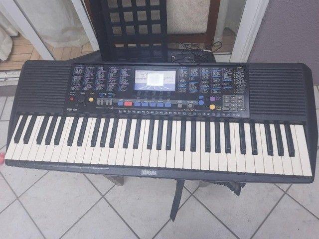 Teclado Yamaha PSR-190 - Foto 4