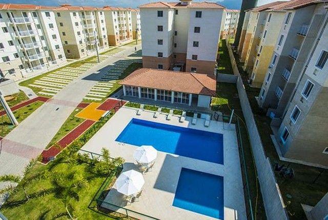 Apartamento com 2 quartos em Praia da Baleia - Serra - ES