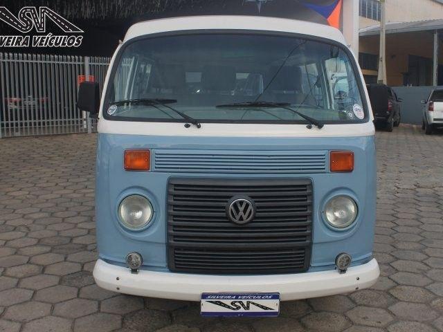 Volkswagen kombi 2011 1.4 mi std 8v flex 3p manual - Foto 2