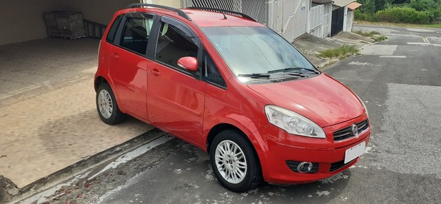 Fiat Idea 1.4 Mpi Attractive 8V Flex 4P Manual 2012 Completo - Foto 3