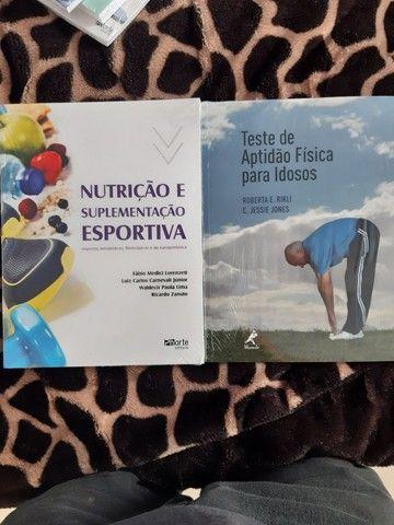 Coletânea completa para Educação Física, academia.