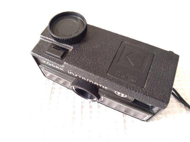 Câmera antiga máquina fotográfica Kodak - Foto 3