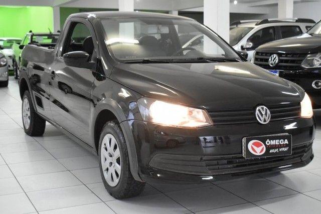 Volkswagen saveiro 2014 1.6 mi cs 8v flex 2p manual g.vi - Foto 8