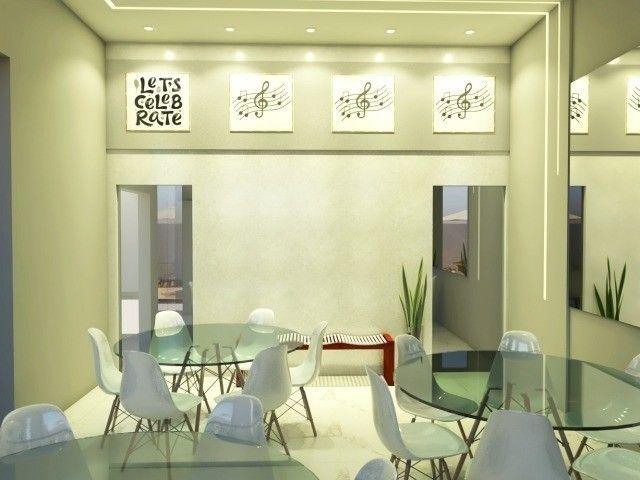 Apartamento no Cristo com alta qualidade conforto lazer localização!!! - Foto 2