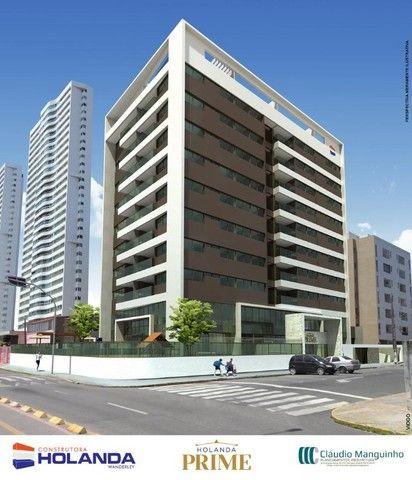 JS- Apartamento na Beira Mar de Casa Caida - 144m² | Varanda Gourmet Holanda Prime - Foto 13