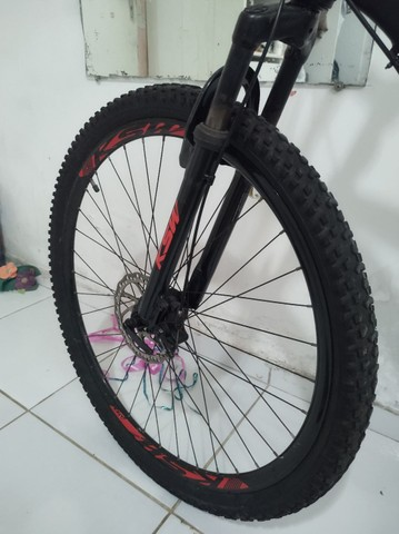 "Bike ksw aro 21 quadro 21"" top - Foto 3"