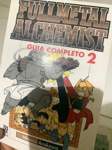Fullmetal alchemist  - Foto 3