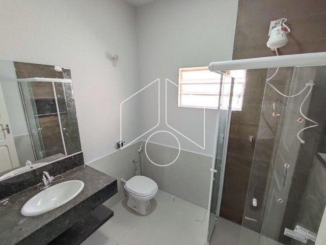 Casa para alugar com 2 dormitórios em Somenzari, Marilia cod:L15203 - Foto 6