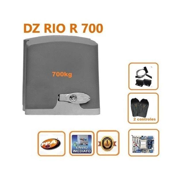 Motor para portão deslizante Ppa Dz Rio 700 Turbo 1/2Hp DZ.PPA-10 - Foto 3