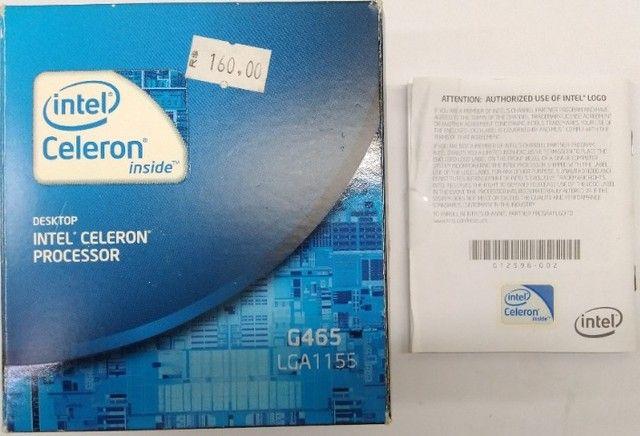 Processador Intel Celeron G465 LGA 1155