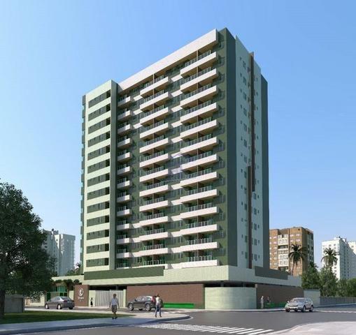 Apartamento 1/4 e 2/4 (leia a descrição) - Edifício Residencial Strauss - Jatiúca